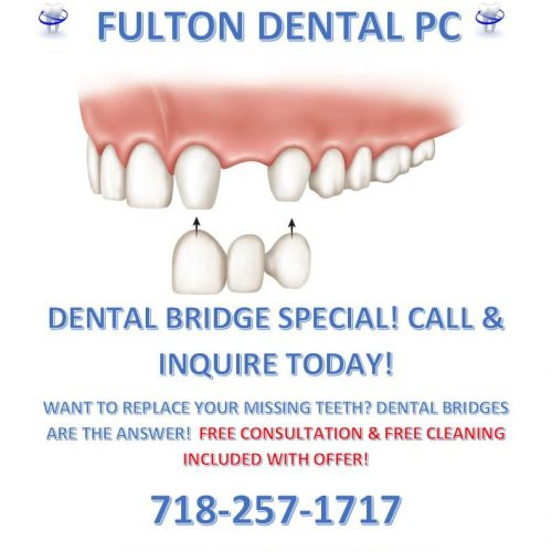 Office Promo Fulton Dental PC