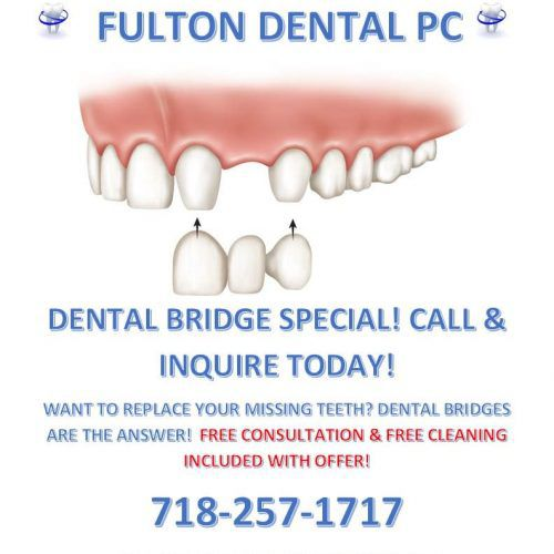 Office Promo Fulton Dental PC